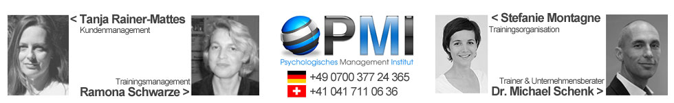 PMI Coaching Kontakt