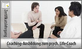 Coaching Ausbildung Life-Coach
