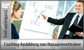 Ausbildung zum Managementtrainer und Coach